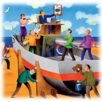 Оценка эффективности управления трудовыми ресурсами структурного подразделения