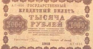 Коммерческие векселя и их историческое происхождение