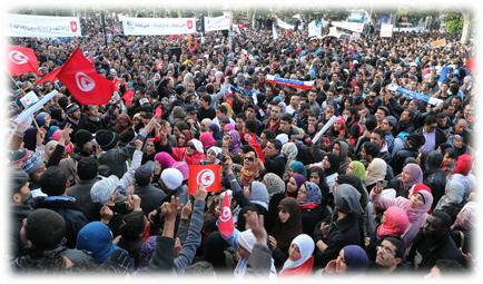 082414 1421 1 Политические процессы в Тунисе
